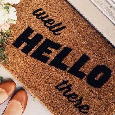 Hello Again!