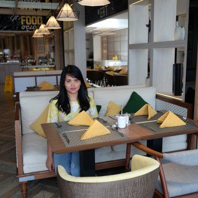 Branche Restaurant: Perfect Place for Having Brunch in Batu