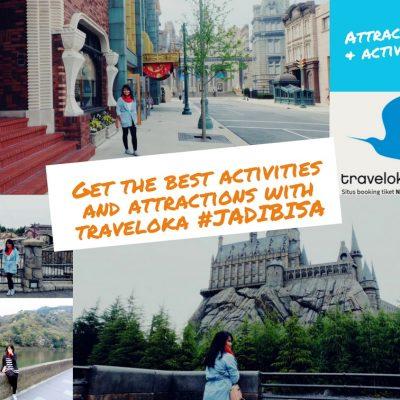 #JadiBisa Wujudkan Kenyamanan Bertualang dengan Traveloka
